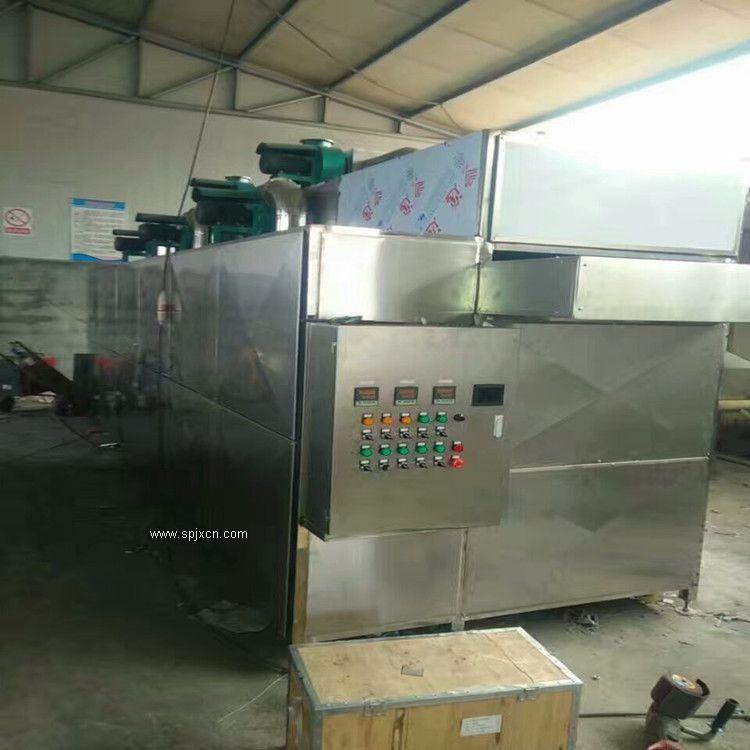 供應紅棗片多層烘干機 食品干燥設備