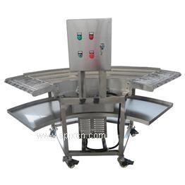 专业生产供应食品输送机、转弯机、S型转弯