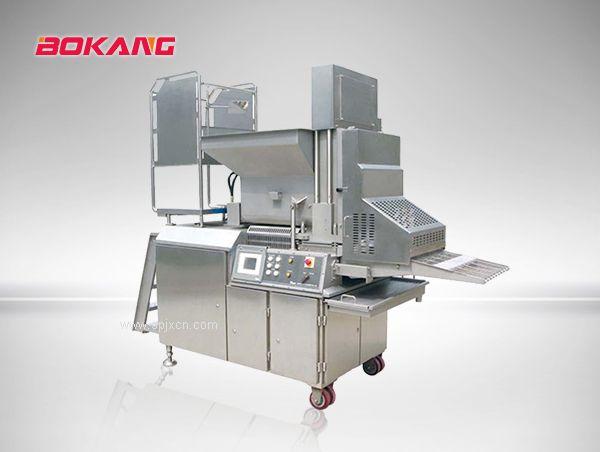 博康牌CXJ600全自动肉饼成型机 高产量 省人工