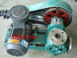 NYP-3内环式高粘度齿轮泵(抽硅胶、胶水)