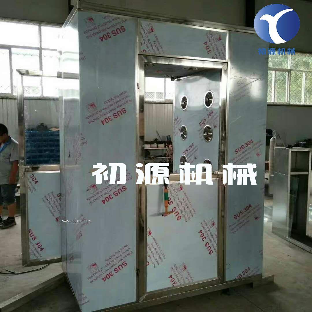 新款304不锈钢风淋室 钢板烤漆风淋室厂家