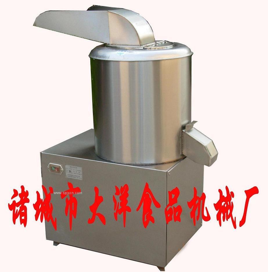 蒜米切泥机、水果打浆机、蔬菜打浆机