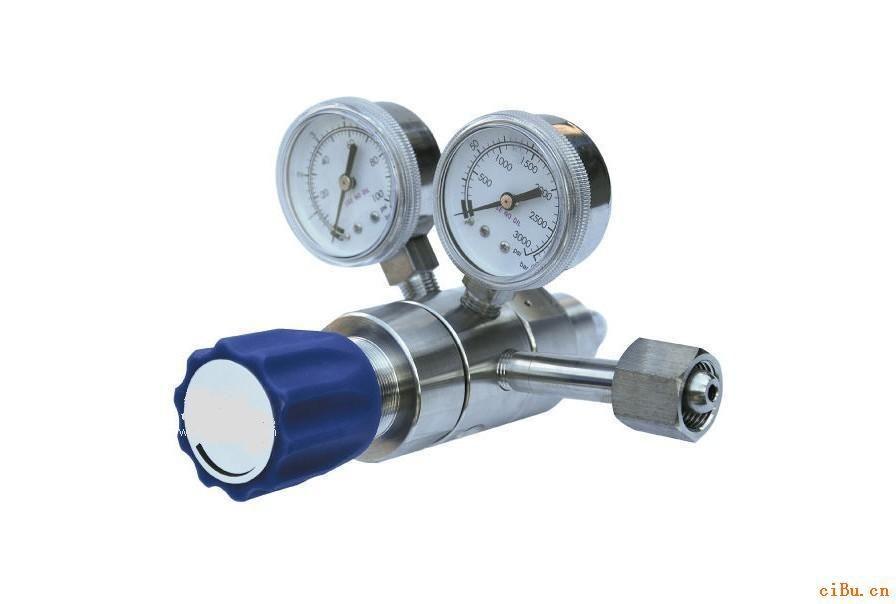 进口不锈钢减压阀|气瓶减压阀||高压气瓶减压器|316减压器|深圳