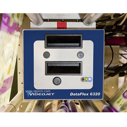 Videojet DataFlex6320&#160 伟迪捷热转印tto打码机6320