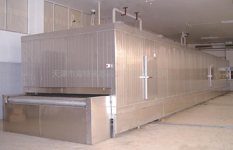 玉米粒秋葵豆角流態化速凍機單凍機
