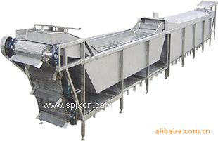 巴氏杀菌机|低温灭菌流水线|蔬菜漂烫机|风干机|输送机|诸城昊昌食品机械厂
