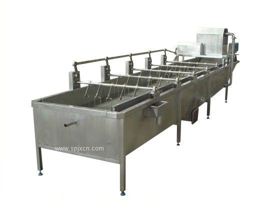供应昊昌JC-1400型酱菜加工流水线