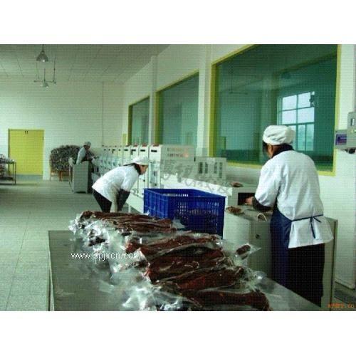 腌肉制品食品杀菌设备