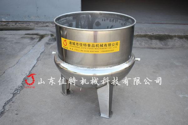 南昌糕點夾層鍋 自動攪拌夾層鍋