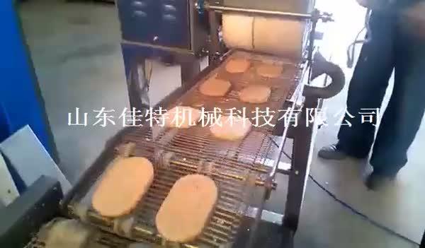 连续式鱼饼裹浆机不锈钢生产耐用