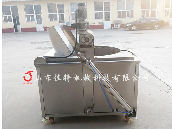 广东新款鸡爪油炸机自动作业