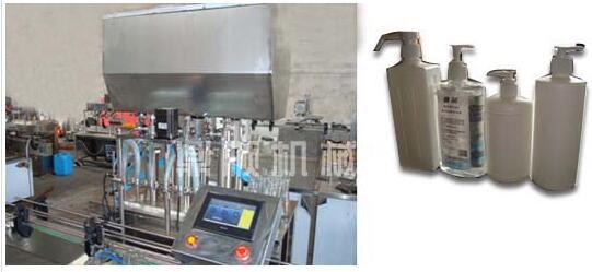 DS-RY 乳液灌装机