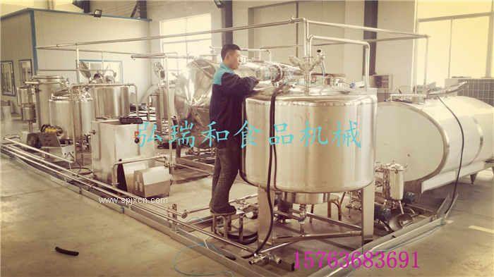 小型牛奶生产线、奶吧加工彩友彩票平台