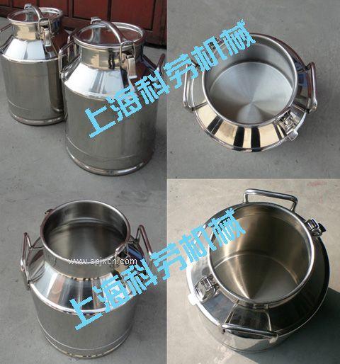 不锈钢牛奶保温桶