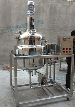 新型鲜奶吧巴氏杀菌机(带搅拌装置)