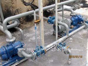 力华自吸式污水处理泵-污水泵污泥泵吸污泵