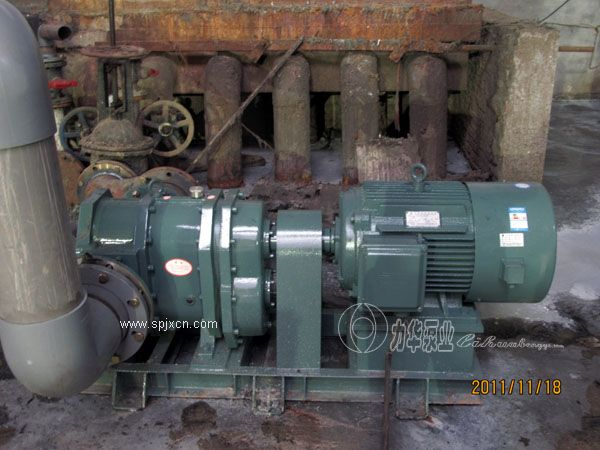 力华高浓度污水处理泵