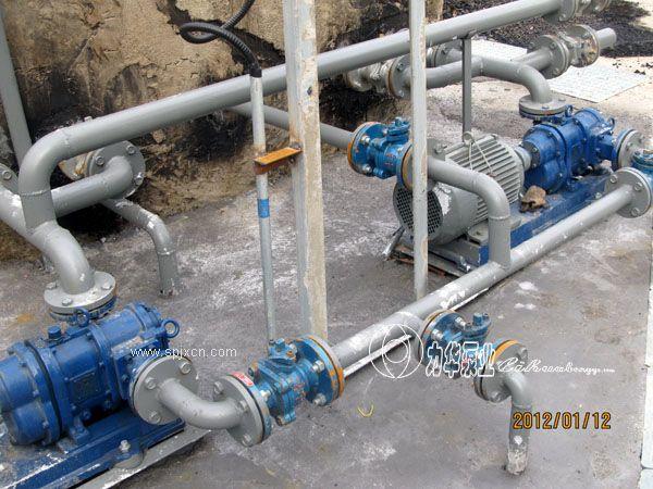 力華無堵塞排污泵高自吸污水處理泵