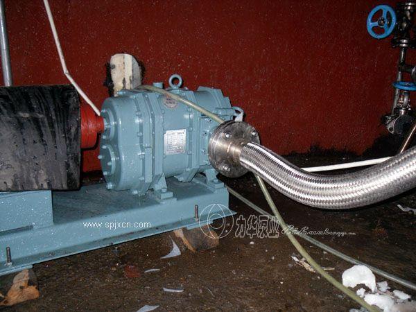力華高粘度輸送泵-樹酯類粘稠泵