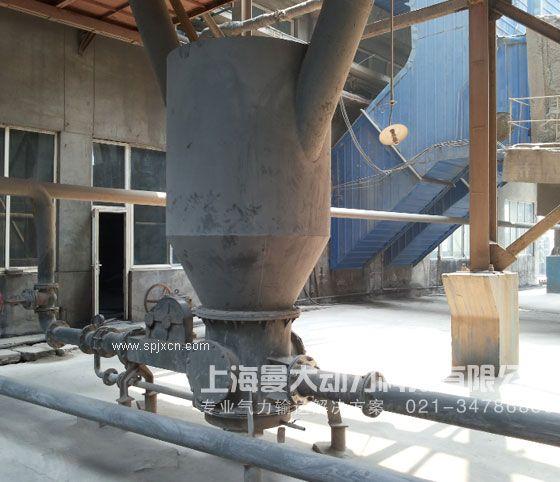 曼大SFJ型输粉机气力输粉安全可靠
