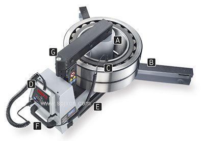供应SKF轴承加热器