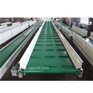 食品、化工行业专用的挡板输送机,金泉提供