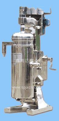 供应GQ105型管式离心机整机质保三年 易损件保修一年