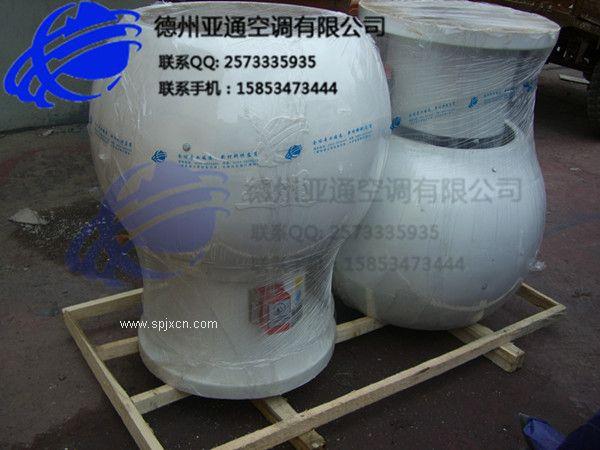 油田专用球形风帽玻璃钢