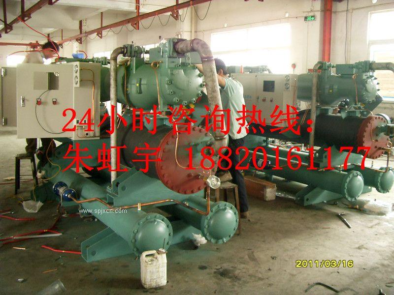 工業低溫冷水機組