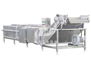 湖北厂家直销泰杰TJ-6000蔬菜花生清洗机多功能蔬果清洗设备
