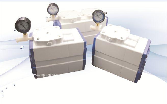 SPR系列隔膜真空泵 (真空隔膜泵)(隔膜泵)(真空泵)