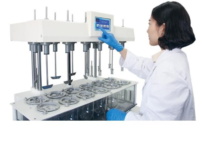 SPR-DT12A藥物溶出儀12杯溶出儀試驗儀生產廠家
