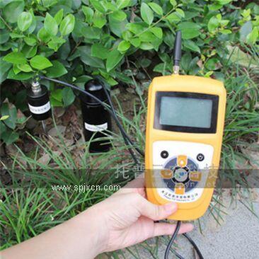 简述土壤水分测定仪的工作原理