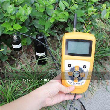 土壤水分测定仪合理为农作物补充水分