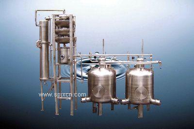 吉林0.5t/h白蘭地蒸餾機組可蒸餾原酒鑫華輕工為您定制生產