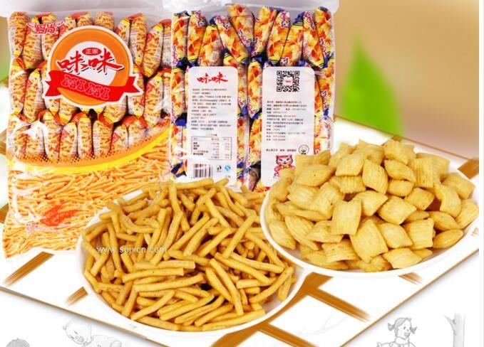 油炸食品咪咪条生产彩友彩票平台