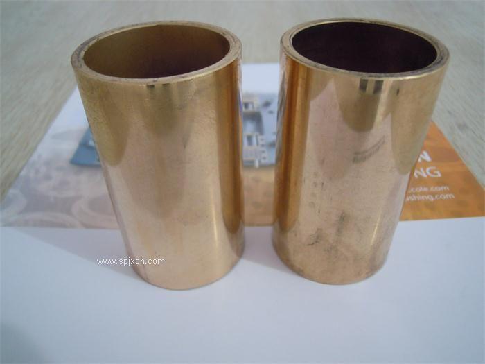 RCB-FU1铜基含油粉末冶金轴承