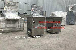 小型千叶豆腐切丝机设备价格