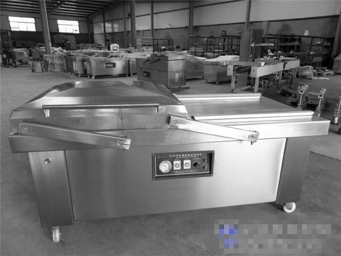 东北大米成型真空包装机,食品单室包装机