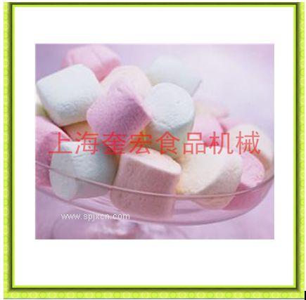 全自动水果糖浇注生产线/奎宏食品彩友彩票平台/自动棉花糖浇注成型机