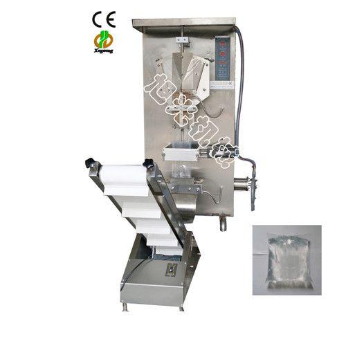 自吸式水剂包装机、果汁包装机