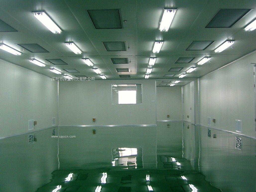 洁净车间装修工程,洁净室装修工程